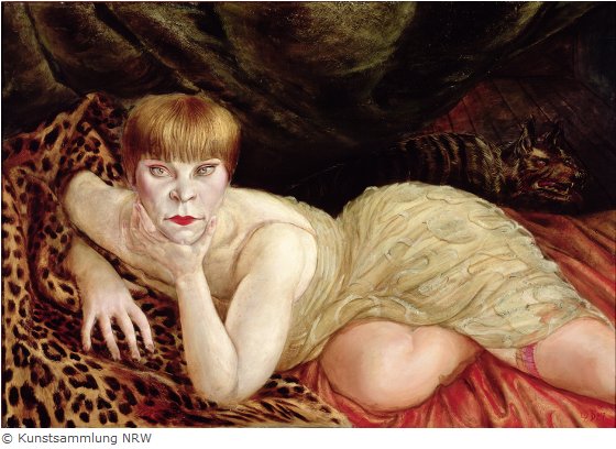 Otto Dix piece of art